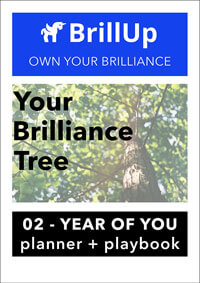 Your Brilliance Tree workbook cover