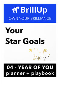 Your Star Goals workbook cover