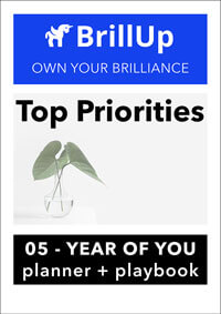 Top Priorities workbook cover