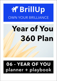 Year of You 360 Plan workbook cover