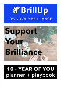 Support Your Brilliance workbook cover